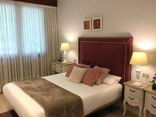 Euskalduna by Forever Rentals. Apartamento de 2 dormitorios con wifi. Gran Via.