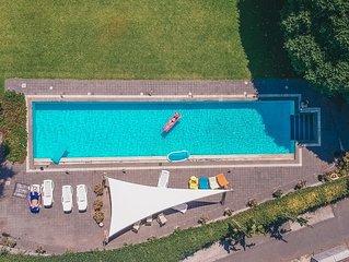 Villa Degli Alberi - home with pool