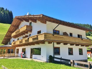 Cozy Holiday Home in Hopfgarten im Brixental near Ski Area