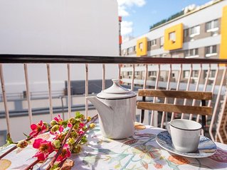 Ferienwohnung Santa Cruz de Tenerife für 2 - 4 Personen mit 2 Schlafzimmern - Fe