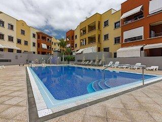Ferienwohnung Adeje für 1 - 4 Personen mit 1 Schlafzimmer - Ferienwohnung