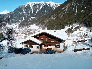 Apartment Haus Brandl  in Gaschurn, Vorarlberg - 5 persons, 2 bedrooms