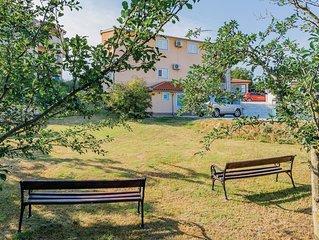 2 Zimmer Unterkunft in Pula