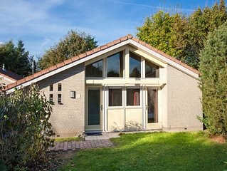 5-Personen-Ferienhaus im Ferienpark Landal Stroombroek - am Wasser/Freizeitsee g
