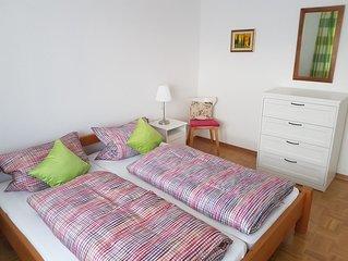 Ferienwohnung Sonja, 65qm, 2 Schlafzimmer, max. 4 Personen