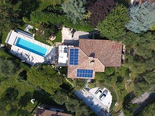 Ferienhaus Costermano sul Garda fur 6 - 8 Personen mit 4 Schlafzimmern - Ferienh