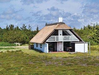 3 Zimmer Unterkunft in Hvide Sande