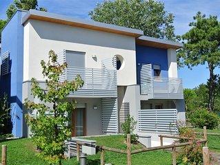 Ferienhaus - 7 Personen*, 75 m2 Wohnflache, 2 Schlafzimmer, Internet/WIFI