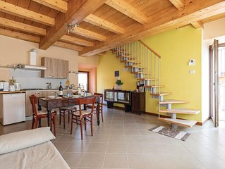 1 Zimmer Unterkunft in Arto- M.del Sasso-VB-