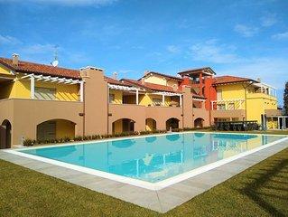 Ferienwohnung Peschiera del Garda für 5 Personen mit 2 Schlafzimmern - Ferienwoh
