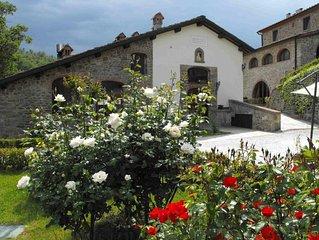 Ferienwohnung Barberino di Mugello fur 4 Personen mit 2 Schlafzimmern - Historis