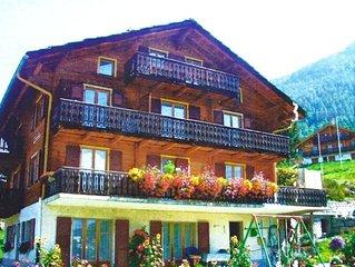 Ferienwohnung Grachen fur 4 - 5 Personen mit 2 Schlafzimmern - Ferienwohnung