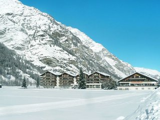 Apartment Aparthotel Monte Rosa  in Täsch, Valais / Wallis - 6 persons, 2 bedro