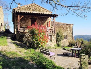 Vacation home in Joannas, Ardèche - 6 persons, 2 bedrooms