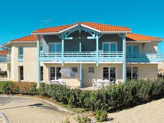 Apartment Résidence Indigo II  in Biscarrosse - Plage, Aquitaine - 7 persons, 3