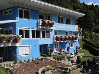 Appartement 2 mit 1 Schlafzimmer und Balkon