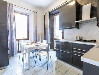Ferienwohnung Porto San Giorgio für 6 Personen mit 2 Schlafzimmern - Penthouse-F