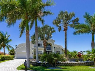 Ferienhaus Cape Coral fur 4 - 10 Personen mit 5 Schlafzimmern - Ferienhaus