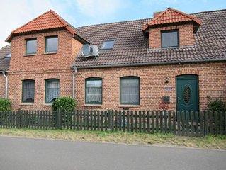 Ferienhaus Müsselmow für 4 - 5 Personen mit 2 Schlafzimmern - Ferienhaus