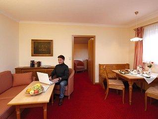 2-Zimmer-Appartement Kategorie 2 | App. für 2-3 Personen (52qm)