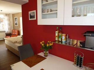 Apartment Studio Haus Irlinger, 28 qm, mit Terrasse und Liegewiese