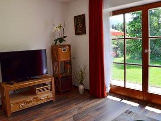 Ferienwohnung Haus Bergfreund, 2-4 Personen, 62 qm