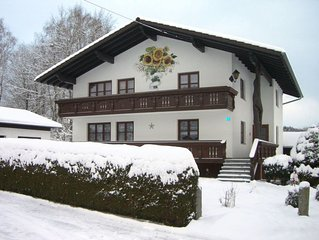 Vacation home Haus Hagengruber  in Zachenberg, Bav. Forest/ Lower Bavaria - 9 p