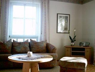 große neu eingerichtete Ferienwohnung für 1 - 4 Personen