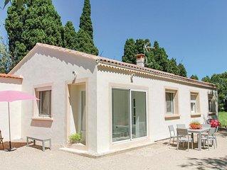 3 Zimmer Unterkunft in Salon de Provence