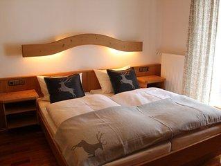 (8) Sonnwinkel- 3-Raum-Ferienwohnung 75qm, DU/WC, 2 Extra-Schlafzimmer, Kuche, T