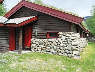 1 Zimmer Unterkunft in Hemsedal