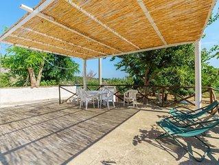 Ferienhaus Scopello für 2 - 4 Personen mit 2 Schlafzimmern - Ferienhaus