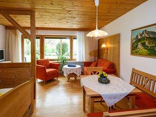 Ferienwohnung (36 qm) -1- uberdachte Terrasse, Kuche,1 Wohn-/Schlafzimmer, max 2