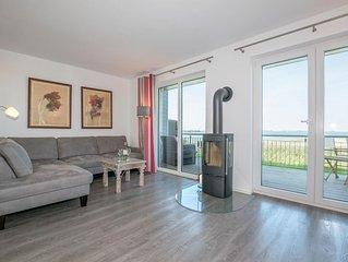 Stilvoll eingerichtetes Ferienhaus direkt am Ostseefjord Schlei und dem idyllisc