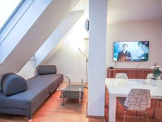 Ferienwohnung Schopfstrasse 6B in Innsbruck - 3 Personen, 1 Schlafzimmer