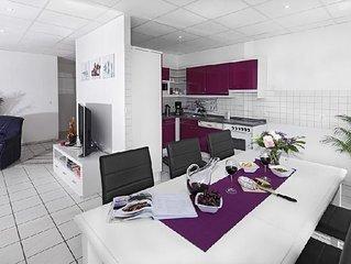 Family-Wohnung DL16W1 mit 2 Zusatzschlafzimmern in Dortmund