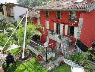 Ferienwohnung CASTELLO mit schöner Dachterrasse