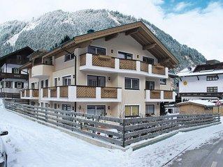 Ferienwohnung Rosa (MHO134) in Mayrhofen - 5 Personen, 2 Schlafzimmer