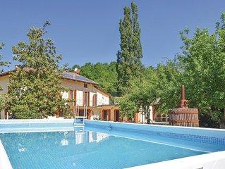 6 Zimmer Unterkunft in Nizza Monferrato (AT)