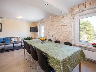 Ferienwohnung Pula für 6 Personen mit 2 Schlafzimmern - Ferienwohnung in Villa