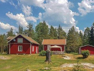 4 Zimmer Unterkunft in Bengtsfors