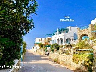 Ferienhaus Tinos für 8 Personen mit 3 Schlafzimmern - Ferienhaus