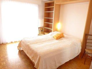 Ferienwohnung Europa in Crans-Montana - 4 Personen, 1 Schlafzimmer