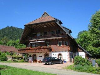 Ferienwohnung Jockelsbauernhof (APB101) in Alpirsbach - 4 Personen, 2 Schlafzimm