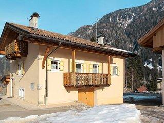 Ferienwohnung Casa Giuditta (PFS265) in Pozza di Fassa - 10 Personen, 3 Schlafzi