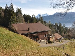 2 Zimmer Unterkunft in Beatenberg