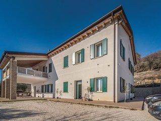 3 Zimmer Unterkunft in Valnogaredo (PD)