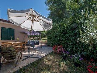 Ferienhaus Buje für 5 - 6 Personen mit 2 Schlafzimmern - alleinstehendes Ferienh