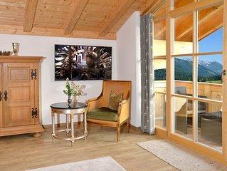 Ferienwohnung Bergstation, 82 m²