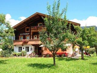 Apartment Gielerhof  in Zell am Ziller, Zillertal - 3 persons, 1 bedroom